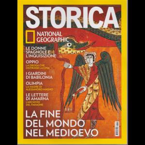 Storica - n. 135 -  La fine del mondo nel Medioevo - mensile - maggio 2020