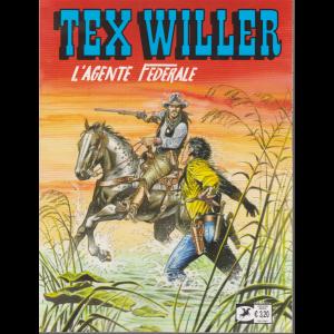 Tex Willer - L'agente Federale - n. 18 - aprile 2020 - mensile