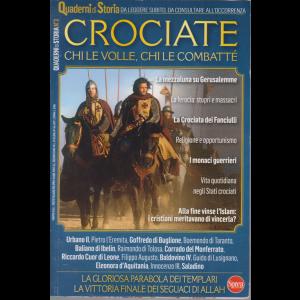 Quaderni di Storia n. 3 - Crociate - Chi le volle, chi le combattè - bimestrale - aprile - maggio 2020