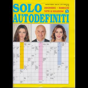 Solo Autodefiniti - n. 289 - mensile - maggio 2020