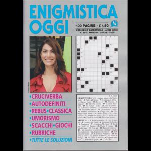 Enigmistica Oggi - n. 284 - bimestrale - maggio - giugno 2020 - 100 pagine