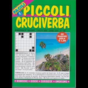 Piccoli Cruciverba - n. 139 - bimestrale - giugno - luglio 2020 - 68 pagine