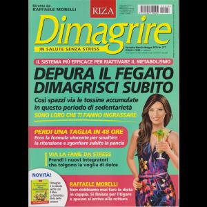 Dimagrire - n. 217 - mensile - maggio 2020 -