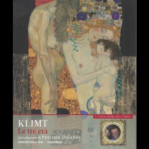 I capolavori dell'arte - Klimt - Le tre età - n. 7 - settimanale -