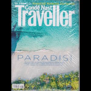 Conde Nast Traveller + in regalo : Magiche Marche outdoor - n. 83 - trimestrale - 15 aprile 2020 - 2 riviste