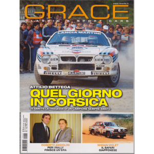 Grace - Classic & Sport Cars - n. 5 - maggio 2020 - mensile -