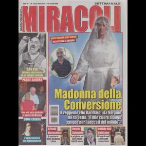 Miracoli - n. 9 - dal 27 marzo 2019 - settimanale