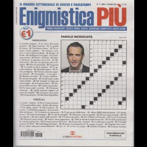Enigmistica Piu' - n. 17 - 28 aprile 2020 - settimanale