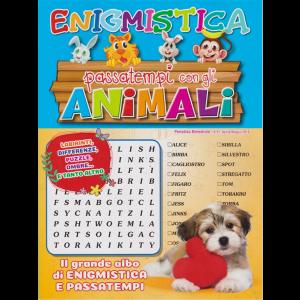 Enigmistica - Passatempi con gli animali - n. 30 - bimestrale - aprile - maggio 2019 -