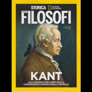 Storica Speciale Grandi filosofi - n. 4 -Kant -  maggio 2020 - bimestrale