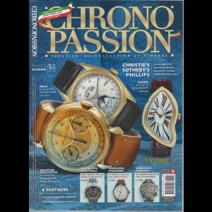 Chrono Passion - n. 3 - bimestrale - maggio - giugno 2020 -