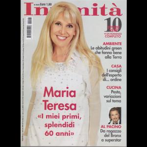 Intimita' - Maria Teresa Ruta - n. 17 - settimanale - 29 aprile 2020