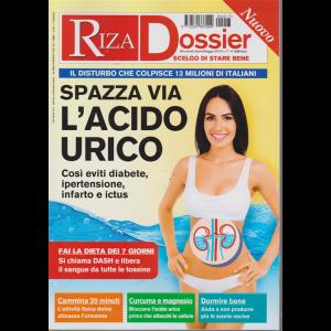 Riza Dossier -n. 17 - bimestrale - aprile - maggio 2019 -