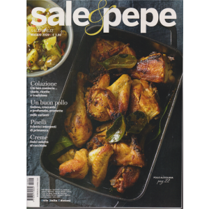 Sale &  Pepe - n. 5 - maggio 2020 - mensile