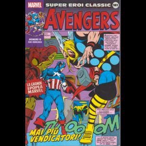 Super Eroi Classic -n. 161 - Avengers - Mai più vendicatori! - settimanale
