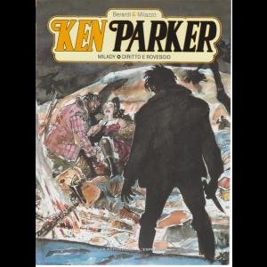 Ken Parker -n. 9 - Milady - Diritto e rovescio - settimanale -