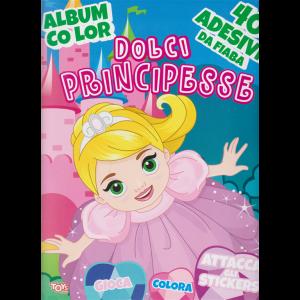 Album color - Dolci principesse - n. 62 - bimestrale - 19 marzo 2020 -