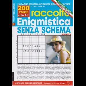 Raccolta enigmistica senza schema - n. 1 - aprile - giugno 2020 - trimestrale - 200 pagine