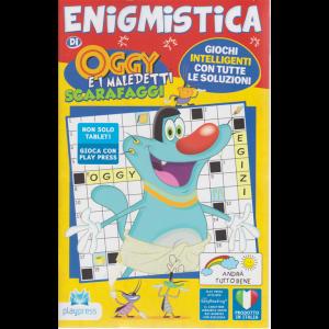 Enigmistica di Oggy e i maledetti scarafaggi - n. 18 - maggio - giugno 2020 - bimestrale -
