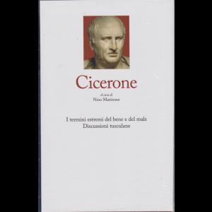 I grandi filosofi - Cicerone - n. 26 - settimanale - 24/4/2020 - copertina rigida
