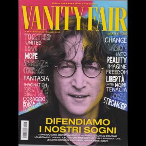 Vanity Fair  - n. 16-17 - settimanale - 6 maggio 2020 -