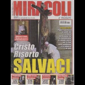 Miracoli e misteri - n. 12 - settimanale - 22 aprile 2020 -