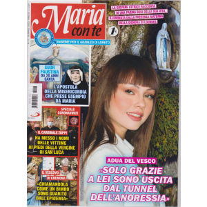Maria con te - n. 17 - 26 aprile 2020 - settimanale