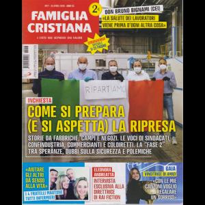 Famiglia Cristiana - n. 17 - 26 aprile 2020 - settimanale