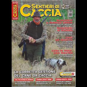 Sentieri Di Caccia - n. 4 - mensile - aprile 2019 -