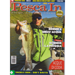 Pesca In - n. 5 - mensile - maggio 2020
