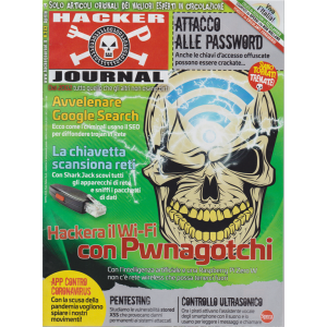 Hacker Journal - n. 243 - 24/4/2020 - mensile