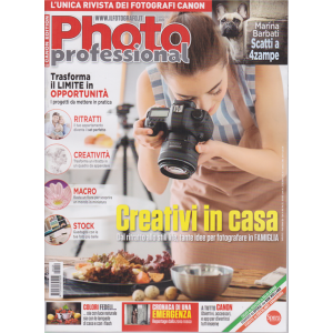 Professional Photo - n. 126 - mensile 24/4/2020 -