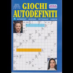 Giochi Autodefiniti - n. 287 - mensile - maggio 2020