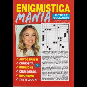 Enigmistica Mania - n. 5 - bimestrale - maggio - giugno 2020 -