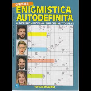 Speciale Enigmistica autodefinita - n. 102 - trimestrale - giugno - agosto 2020 -