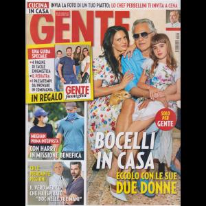 Gente - n. 17 - 5/5/2020 - settimanale