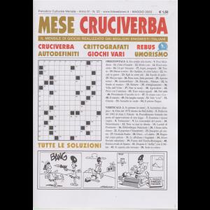 Il Mese Cruciverba - n. 22 - mensile - maggio 2020