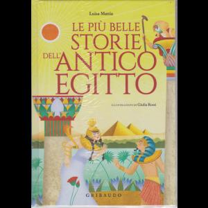 Le più belle storie dell'antico Egitto - di Luisa Mattia - n. 17 - settimanale - copertina rigida