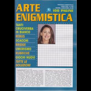 Arte Enigmistica - n. 208 - bimestrale - giugno - luglio 2020 - 100 pagine