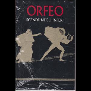 Mitologia- n. 12 - Orfeo scende negli inferi - 10/4/2020 - settimanale - copertina rigida
