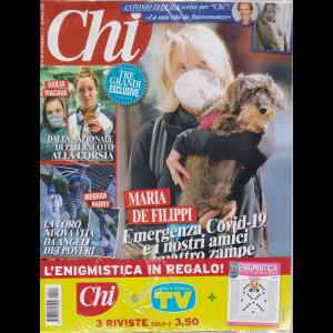 Chi - n. 17 - 22 aprile 2020 - settimanale + Sorrisi e canzoni tv - 2 riviste