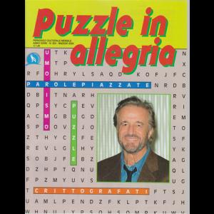 Puzzle in allegria - n. 323 - mensile - maggio 2020