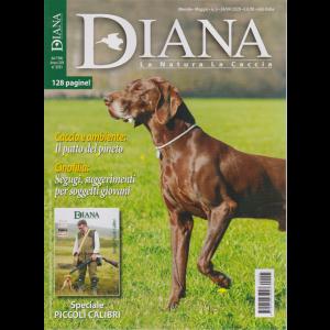 Diana -   n. 5 - mensile - maggio 2020 - 128 pagine!