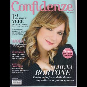 Confidenze - n. 19 - 28 aprile 2020 - settimanale