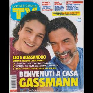 Sorrisi e Canzoni Tv - n. 17 - settimanale - 28 aprile 2020