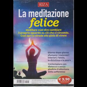 Salute naturale - La meditazione felice - n. 253 - maggio 2020