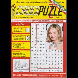 Crucipuzzle - n. 551 - maggio 2020 - mensile -