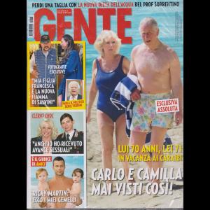 Gente + Melluso magazine - n. 13 - 6/4/2019 - settimanale