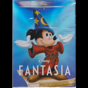 I Dvd di Sorrisi4 - n. 23 -Fantasia -  28/4/2020 - settimanale
