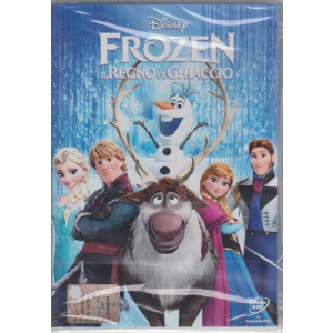 I Dvd di Sorrisi - Frozen - Il Regno di ghiaccio - n. 13 - 28/4/2020 - settimanale